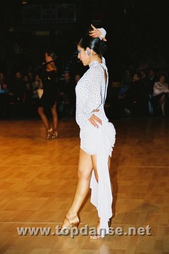 Magali carrafa danseuse salon de provence partenaire for Danse salon de provence